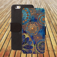 iphone 5 5s case Wine flosers iphone 4/ 4s iPhone 6 6 Plus iphone 5C Wallet Case , iPhone 5 Case, Cover, Cases colorful pattern L112