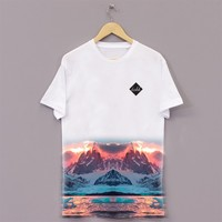 ICE & FIRE / Landscape collection
