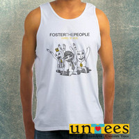 Foster The People Pumped Up Kicks Clothing Tank Top For Mens