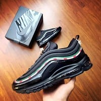NIKE AIR MAX 97 Fashion and leisure sports shoes