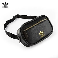 Adidas canvas Waist Bag Multi Pocket Shoulder Bag Crossbody Bag