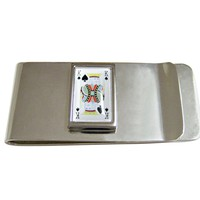 King of Spades Money Clip
