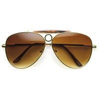 Celebrity Vegas Movie Aviator Sunglasses 8833