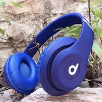 Beats Studio 3 Wireless Magic Sound Bluetooth Wireless Hands Headset MP3 Music Headphone with Microphone Line-in Socket TF Card Slot