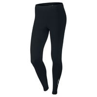 Women's Nike Large Swoosh Club Leggings