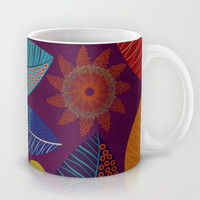 Summers of Africa Mug by Anny Cecilia Walter