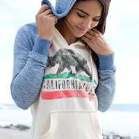 Billabong - Days Off Hoodie | Vivid Blue