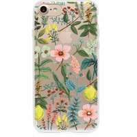 Herb Garden iPhone 7 Clear Case by RIFLE PAPER Co. | Imported