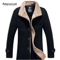 Winter n tide cultivate one morality collar single-breasted olen ch coat