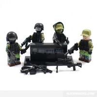 Spetsnaz Army Minifigures - Lego Compatible