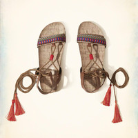 Girls Circus By Sam Edelman Kerri Wrap Sandal | Girls Shoes & Accessories | HollisterCo.com