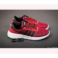 """""""Adidas"""" NEO Perspective Breathable Nets Leisure Sports Shoes  F-HAOXIE-ADXJ Red"""