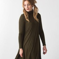 Judith Dress in Olive - Hello Holiday