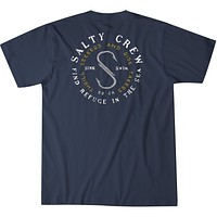 Salty Crew Arched Short Sleeve T-Shirt