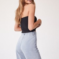 BDG High + Wide Cropped Jean | Urban Outfitters
