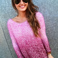 Softest Ombre Sweater Ever