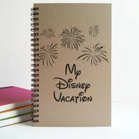 My Disney vacation, travel journal