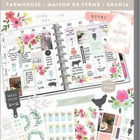 Happy Planner Value Pack Stickers - Farmhouse