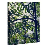 Chelsea Victoria Jungle Love Art Canvas