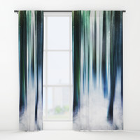 Magical Forests Window Curtains by happymelvin