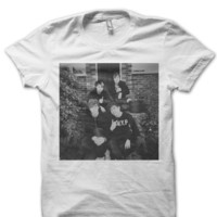 5SOS GROUP T-SHIRT 5 SECONDS OF SUMMER BAND SHIRTS BIRTHDAY GIFTS CHEAP SHIRTS TREND FASHIONS CELEBRITY SHIRTS GRAPHIC TEES CHEAP SHIRTS