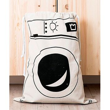 Last Call! True-to-Life Canvas Laundry Bag