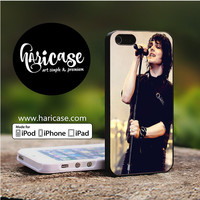 GERARD WAY MY CHEMICAL ROMANCE VOCALIST IPHONE 5   5S   SE CASES