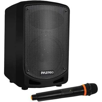 Pyle PSBT65A Compact and Portable Bluetooth PA Speaker