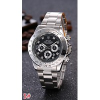 Rolex Trending Women Men Stylish Movement Business Quartz Watches Couple Wrist Watch 5# I-JYXCX-YB