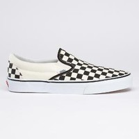 Product: Checkerboard Slip-On