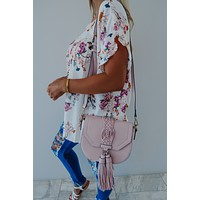 More To See Purse: Blush