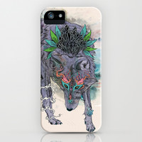 Journeying Spirit iPhone & iPod Case by Mat Miller
