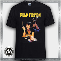Buy Tshirt Pulp Fiction Movie Poster Tshirt Womens Tshirt Mens