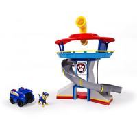 Paw Patrol Look-out Playset - Vehicle and Figure
