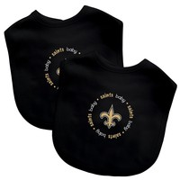 Bibs (2 Pack) - New Orleans Saints