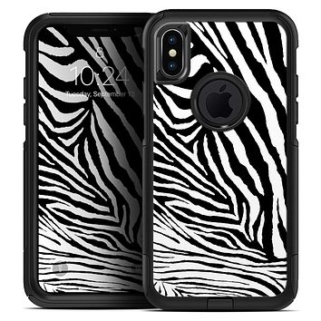 Toned Zebra Print - Skin Kit for the iPhone OtterBox Cases