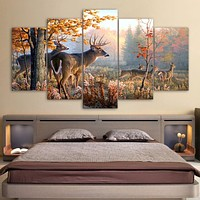 Legendary Whitetails Wall Art for your Man Cave