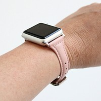 Apple Watch Slim Leather Bands