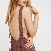 Free People Beach Comber Utility One Piece