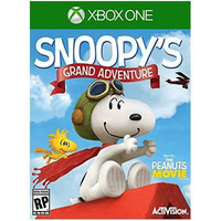 Snoopy's Grand Adventure Xbox One Video Game