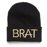 Kendall and Kylie x Neff Brat Beanie at PacSun.com