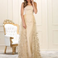 Prom Long Dress Plus Size Formal Gown