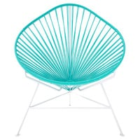 Acapulco Chair, Turquoise, Outdoor Dining Chairs