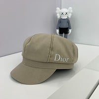 Dior new style, octagonal hat