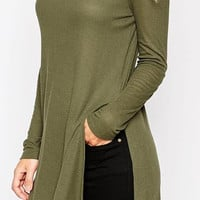 Cupshe Always You Side Slit Top