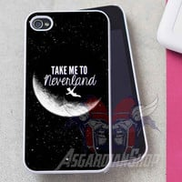 childhood quotes peter pan disney and peter pan quotes iPhone Case And Samsung Galaxy Case
