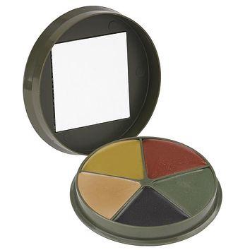 Camcon Camouflage Cream Compact 5 Color