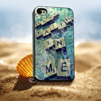 A Day to remember Have Faith In Me - for iPhone 4/4s, iPhone 5/5S/5C, Samsung S3 i9300, Samsung S4 i9500 Hard Case *ENERGICFRESH*