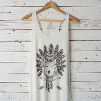 Dances with Wolves Tank
