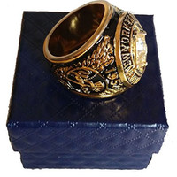 for fans' collection 1952 New York Yankees team championship rings size 10